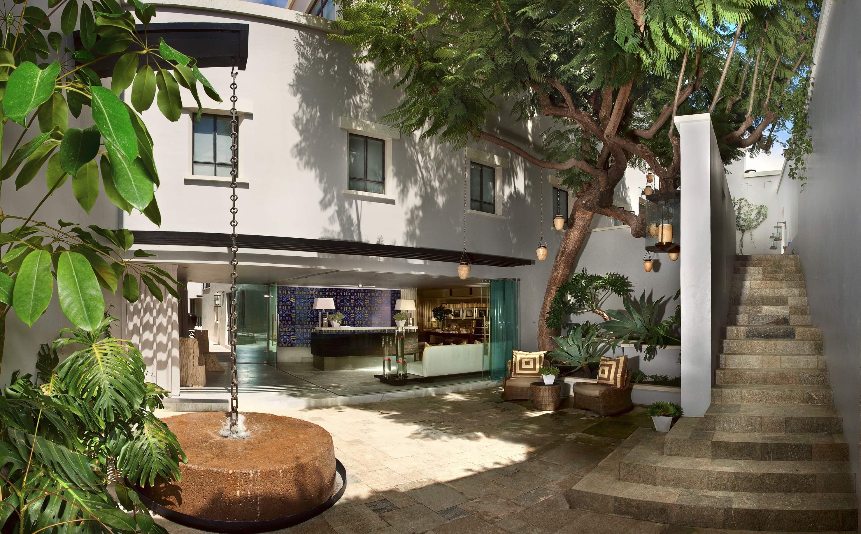 art themed boutique hotel opens today in san miguel de. Black Bedroom Furniture Sets. Home Design Ideas