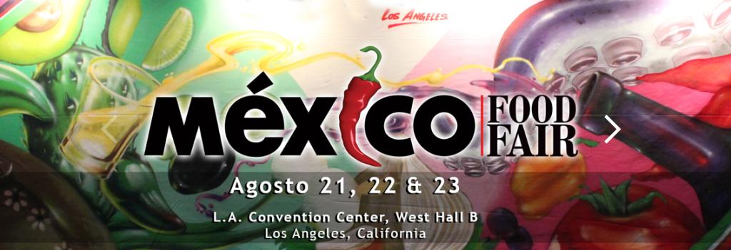 Mexico Food Fair 2014